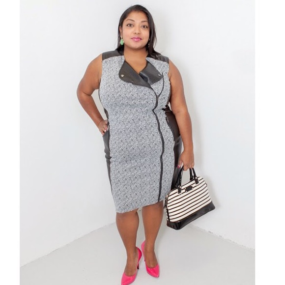 Penningtons Dresses & Skirts - Leatherette Dress